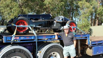 Camioneros de Australia