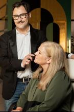 Aprende a maquillarte con David Francés - Maquillaje tonos morados
