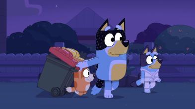 Bluey - Sacar la basura
