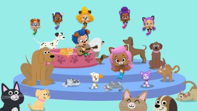 Bubble Guppies - ¡Un cuento peludo!