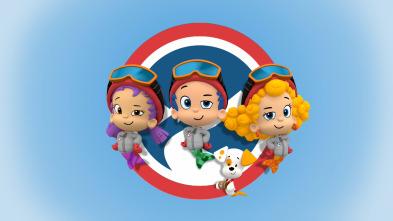 Bubble Guppies - ¡Escuadrón de nieve al rescate!