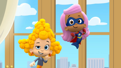 Bubble Guppies - ¡Superbebé!