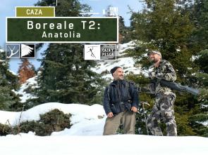 Boreale, vivencias de un guía de caza - Anatolia