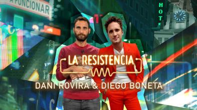 La Resistencia - Dani Rovira y Diego Boneta