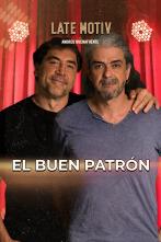 Late Motiv - Javier Bardem y Fernando León de Aranoa