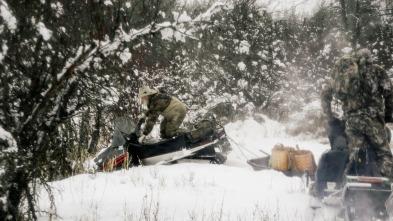 Mountain Men - Enfrentamiento de coyotes