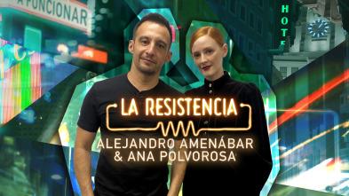 La Resistencia - Ana Polvorosa y Alejandro Amenábar
