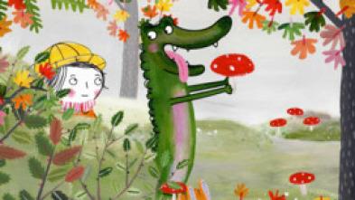 Rita y el cocodrilo