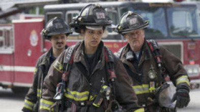 Chicago Fire - A la guerra