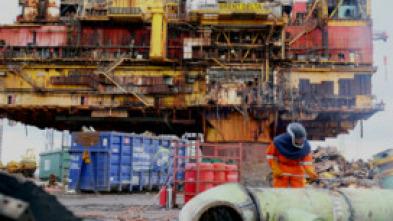 Dentro de las supermáquinas - La plataforma petrolífera