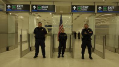 Control de aeropuertos: USA - Drogas recreativas y fiesteros