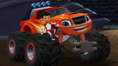 Blaze y los Monster Machines - Equipo de cochebol