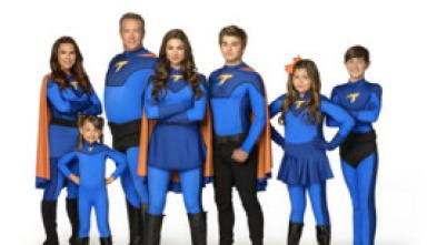 Los Thundermans - Todos los hombres del Thunderpresidente