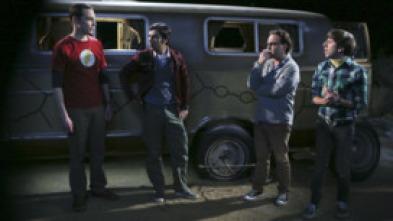 Big Bang - La combustión de la fiesta televisiva