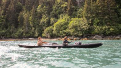 Alaska, última frontera - Traslado de ganado