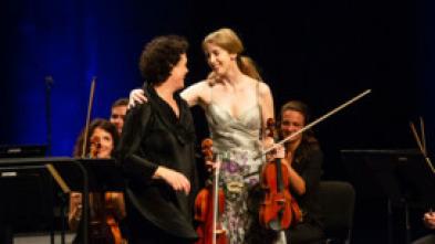 Frang, Schiff y Zimmermann interpretan Mozart