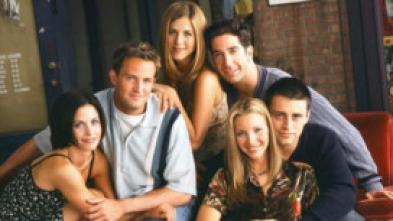 Friends - El de cuando Ross conoce al padre de Elizabeth