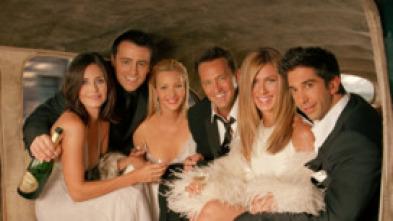 Friends - El de cuando Joey habla francés