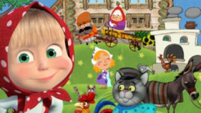 Los cuentos de Masha - La Zorra y el Conejo