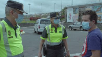 Control De Carreteras - Episodio 8
