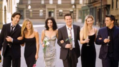Friends - El del libro de Rachel