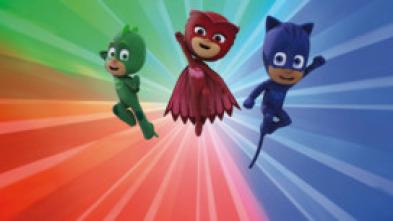 PJ Masks - Las Polillas Ninja/ ¿Quién tiene poder de búho?