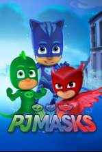 PJ Masks - Cuidando de Gekko/ Gatuno y el minúsculo ninjalino
