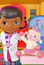 Doctora en el Hospital de Juguetes