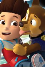 La patrulla canina Single Story - La patrulla salva el día en la piscina