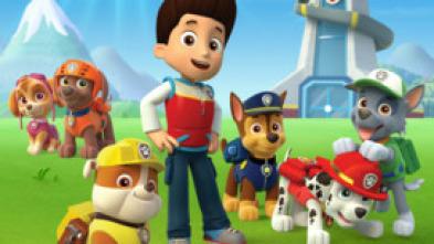 La patrulla canina Single Story - La patrulla cultiva verduras