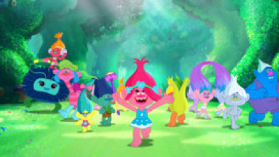 Trolls: ¡No pierdas el ritmo! - Nerviositis aguda / Perdidos en el bosque