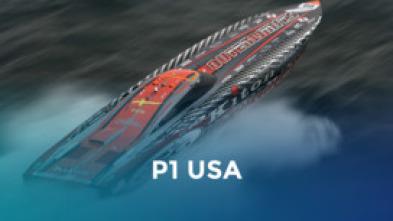 Campeonato de P1 - UIM Class 1 Powerboat Championship 2021
