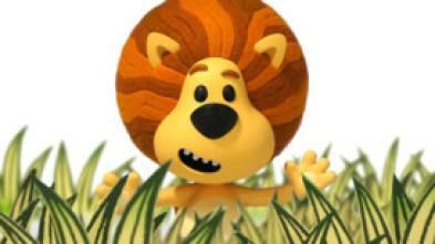 Raa Raa, el león ruidoso - El reto ruidoso de Raa Raa