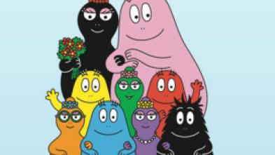 Barbapapa - ¡Una gran familia! single story - Los Barbamarcianos