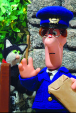 Cartero Paco - Pat el cartero y la misión espía
