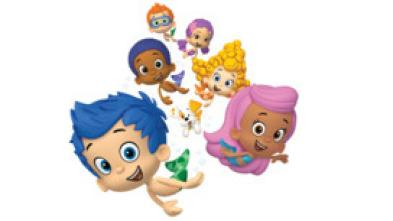 Bubble Guppies - ¡Demasiada luz para la noche de cine!