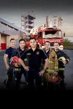 Bomberos: Alcorcón - Fuego cruzado