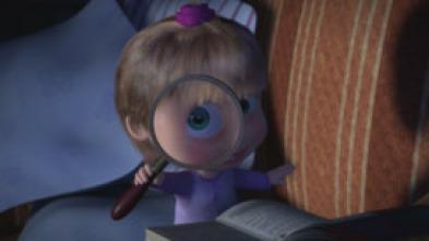 Las historias espeluznantes de Masha - La increíble historia de una niña con miedo de todo