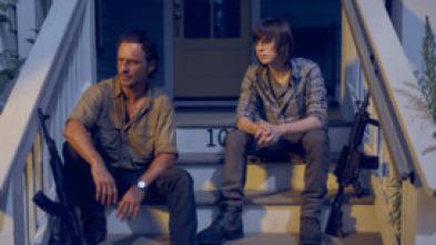 The Walking Dead - El mismo barco