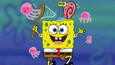 Bob Esponja  Single Story - Plankton de patitas en la calle