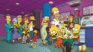 Los Simpson - El hermano de otra serie