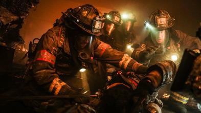 Chicago Fire - Yo te cubro