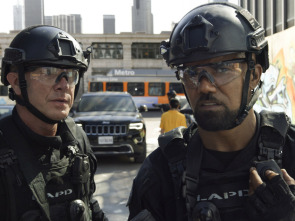 S.W.A.T.: Los hombres de Harrelson - El detonante