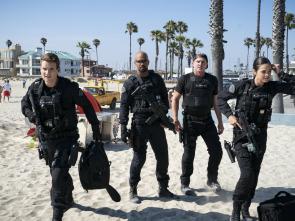S.W.A.T. Los hombres de Harrelson - Inmunidad