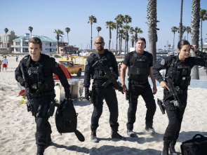 S.W.A.T.: Los hombres de Harrelson - Fuera de combate