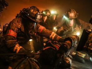Chicago Fire - Una dura bienvenida