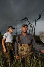 Cazadores del pantano - Ataque de caimanes