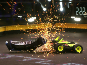 BattleBots: Peleas de robots - Machitos matones