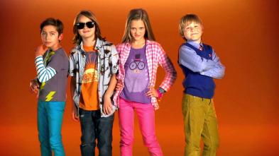 Nicky, Ricky, Dicky y Dawn