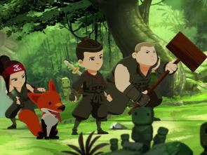 Los Mini Ninjas